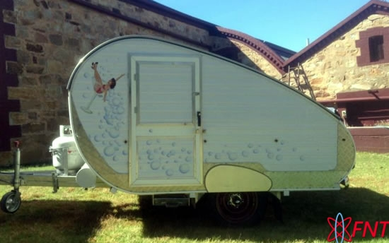 Innovative BRING YOUR CARAVAN TO VALLEY FARM FOR FREE