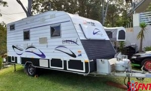 Caravans and Camper Trailers